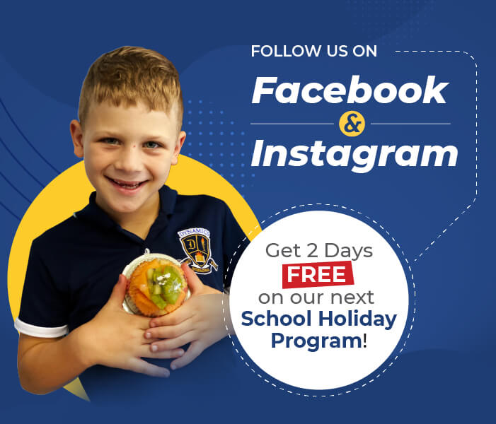 Get 2 Days FREE on School Holiday Program!